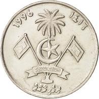 Monnaie, MALDIVE ISLANDS, Rufiyaa, 1996, SUP+, Copper-nickel, KM:73a - Maldives