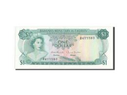 Billet, Bahamas, 1 Dollar, 1968, SUP - Bahamas