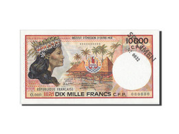 Billet, French Pacific Territories, 10,000 Francs, 1985, 1985, KM:4a, NEUF - Papeete (French Polynesia 1914-1985)
