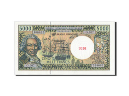 Billet, French Pacific Territories, 5000 Francs, 1995, 1995, KM:3s, NEUF - Papeete (French Polynesia 1914-1985)