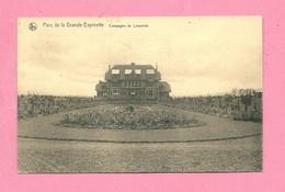 C.P. Grande Espinette  = Parc  : Campagne De Lansrode - Rhode-St-Genèse - St-Genesius-Rode
