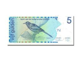 Billet, Netherlands Antilles, 5 Gulden, 1986, 1986-03-31, KM:22a, NEUF - Aruba (1986-...)