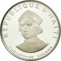 Monnaie, Haïti, 25 Gourdes, 1974, FDC, Argent, KM:102 - Haiti