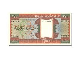 Billet, Mauritanie, 200 Ouguiya, 1974, 1974-11-28, SPL - Mauritania