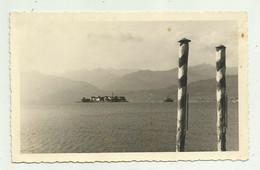 ISOLA DEI PESCATORI 1938 - FOTOGRAFICA AGFA - NV FP - Verbania