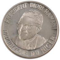 Monnaie, Niger, 1000 Francs, 1960, FDC, Argent, KM:6 - Niger