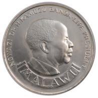 Monnaie, Malawi, 10 Kwacha, 1974, SUP+, Argent, KM:13 - Malawi