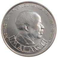 Monnaie, Malawi, 10 Kwacha, 1975, SUP+, Argent, KM:14 - Malawi