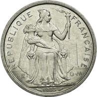 Monnaie, Nouvelle-Calédonie, 2 Francs, 1983, Paris, TTB+, Aluminium, KM:14 - New Caledonia