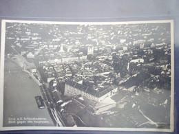 Linz A.D.Schlosskaserne -blick Gegen Den Hauptplatz-1935 - Photographs