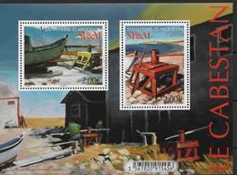 2020 Saint Pierre Et Miquelon  N° BF . Nf** MNH . Cabestan - Blocs-feuillets