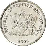 Monnaie, TRINIDAD & TOBAGO, 10 Cents, 2005, SPL, Copper-nickel, KM:31 - Trinidad & Tobago
