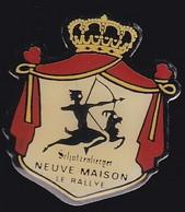 70009-Pin's.Brasserie Schützenberger . Neuve Maison. Le Rallye. - Bier