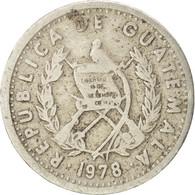 Monnaie, Guatemala, 5 Centavos, 1978, TB, Copper-nickel, KM:276.1 - Guatemala