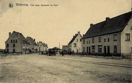 Winterslag Cité Ouest Boulevard Du Nord Circulée En 1927 - Autres