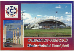 Clermont Ferrand 63 Le Stade G Montpied Stadium Stadion Stadio Estadio - Clermont Ferrand