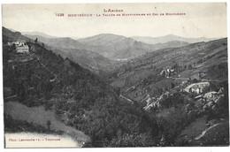 09 Montségur , La Vallée De Montferrier , Du Col De Montségur - Other Municipalities