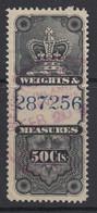 Canada, Van Dam FWM29, Used - Revenues
