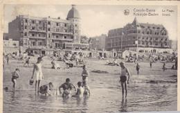 Koksijde Baden, Strand (pk78462) - Koksijde