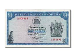 Billet, Rhodésie, 1 Dollar, 1979, 1979-08-02, SUP+ - Rhodesia