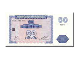 Billet, Armenia, 50 Dram, 1993, NEUF - Armenia