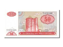 Billet, Azerbaïdjan, 50 Manat, 1993, NEUF - Azerbaïjan