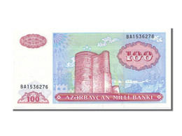 Billet, Azerbaïdjan, 100 Manat, 1993, NEUF - Azerbaïjan
