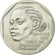 Monnaie, Chad, 500 Francs, 1985, Paris, FDC, Copper-nickel, KM:E6 - Chad