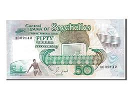 Billet, Seychelles, 50 Rupees, 1989, KM:34, NEUF - Seychelles