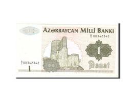 Billet, Azerbaïdjan, 1 Manat, 1992, KM:11, TTB - Azerbaïjan