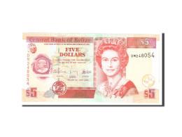 Billet, Belize, 5 Dollars, 2009, 2009-07-01, KM:67d, NEUF - Belize