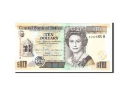 Billet, Belize, 10 Dollars, 2011, 2011-01-11, KM:68d, NEUF - Belize