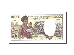 Billet, Djibouti, 10,000 Francs, 1984, Undated, KM:39b, NEUF - Djibouti