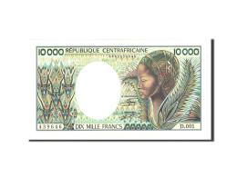 Billet, République Centrafricaine, 10,000 Francs, 1983, Undated, KM:13, NEUF - Central African Republic