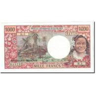 Billet, Tahiti, 1000 Francs, 1977, Undated, KM:27b, SPL+ - Papeete (French Polynesia 1914-1985)