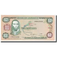 Billet, Jamaica, 2 Dollars, 1989, 1989-07-01, KM:69c, NEUF - Jamaica