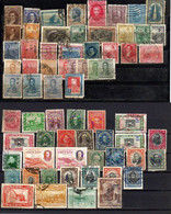 D124- LATIN AMERICA From Different Countries Old Stamps & Block CV??? 2 Photos - Amerika (Varia)