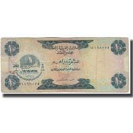 Billet, United Arab Emirates, 10 Dirhams, KM:3a, B - United Arab Emirates