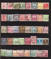 D125- HUNGARY / HONGRIE Older Stamps Mints & Used, Un-searched CV??? 2 Photos - Gebruikt