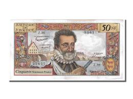 Billet, France, 50 Nouveaux Francs, 50 NF 1959-1961 ''Henri IV'', 1959 - 50 NF 1959-1961 ''Henri IV''