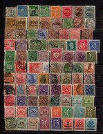 D126- GERMANY / ALLEMAGNE Older Stamps Mints & Used, Un-searched CV??? 2 Photos - Zonder Classificatie