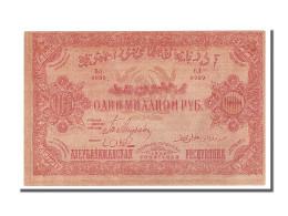 Billet, Russie, 1,000,000 Rubles, 1922, NEUF - Azerbaïjan