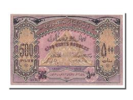 Billet, Azerbaïdjan, 500 Rubles, 1920, NEUF - Azerbaïjan