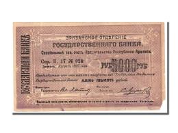 Billet, Armenia, 5000 Rubles, 1919, TB - Armenia