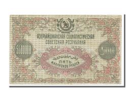 Billet, Russie, 5,000,000 Rubles, 1923, SPL - Azerbaïjan