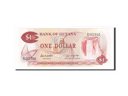 Billet, Guyana, 1 Dollar, 1989, Undated, KM:21f, SPL - Guyana