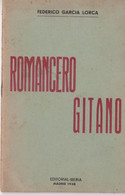 Federico Garcia Lorca -1938-Romancero Gitano-(46pages) - Poetry