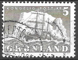 AFA # 41   Greenland Used 1958 - Gebraucht