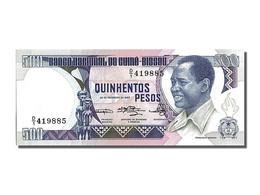 Billet, Guinea-Bissau, 500 Pesos, 1983, 1983-02-28, NEUF - Guinea-Bissau