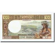 Billet, Nouvelle-Calédonie, 100 Francs, Undated (1971), KM:63a, NEUF - Nouméa (New Caledonia 1873-1985)